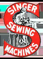 Singer logo old