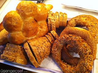 Ekmek ve simit