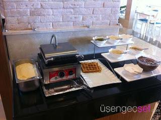 waffle yapimi 1