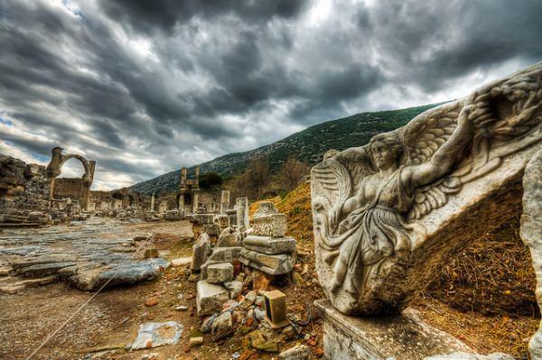 efes antik sehir