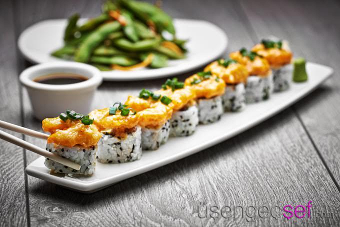 philip-chiang-pf-changs-dynamite-shrimp-sushi