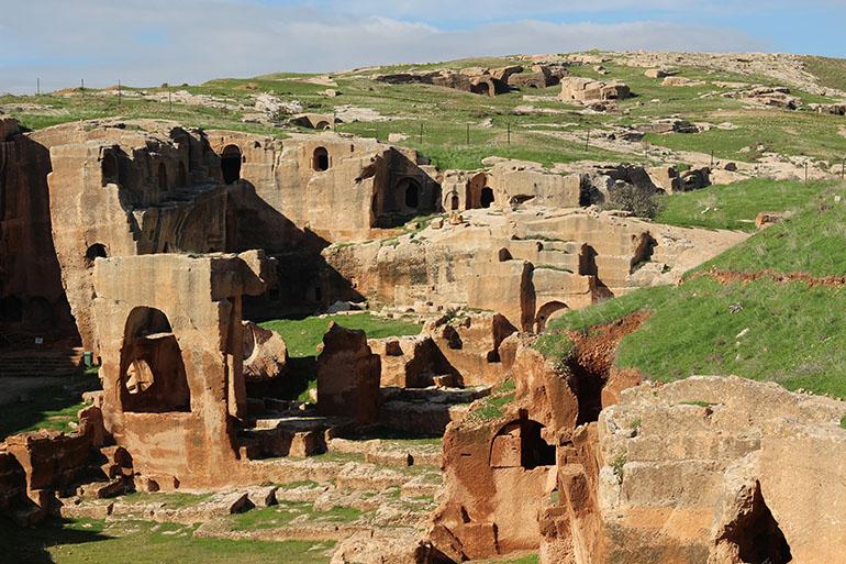 mardin dara antik kenti
