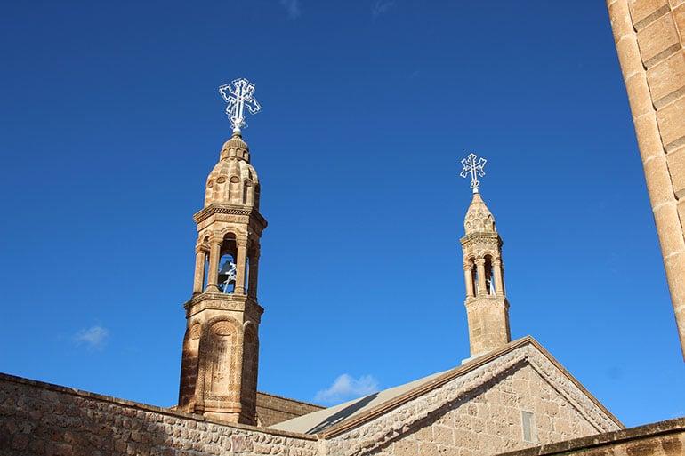 mardin mor gabriel manastiri