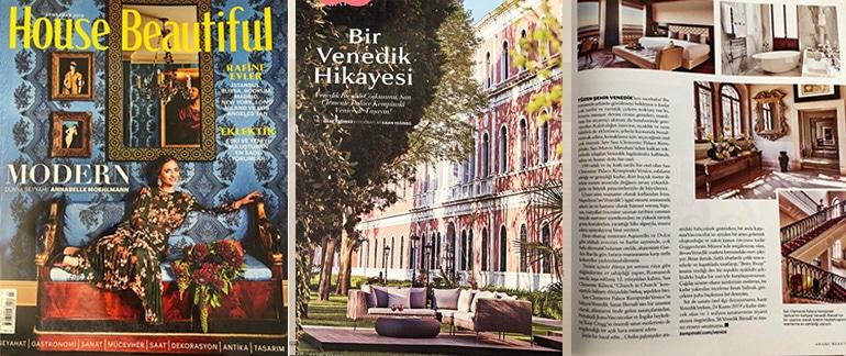 House Beautiful Dilek Yeginsü venedik